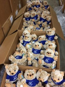 Boxes of Bears