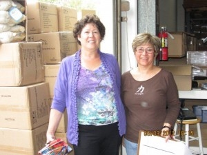 Bonnie and Yvonne - Such a big help!