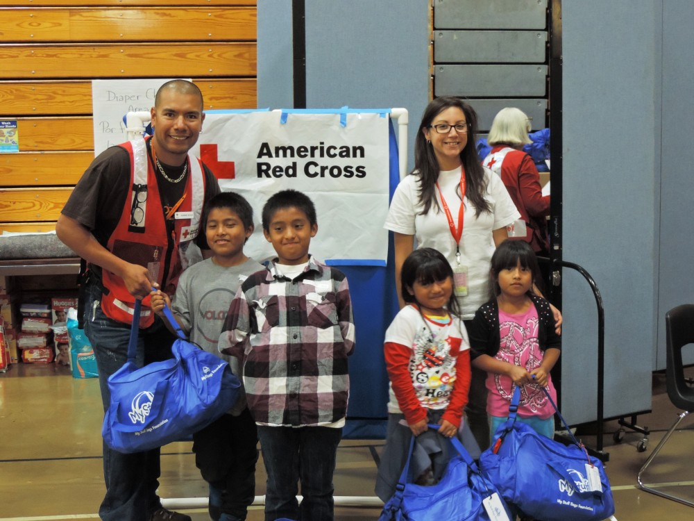 Red Cross Oxnard
